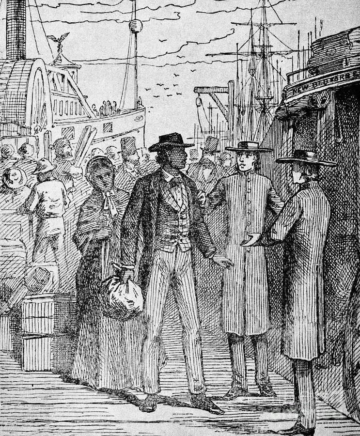 1838 Photograph - Frederick Douglass by Granger