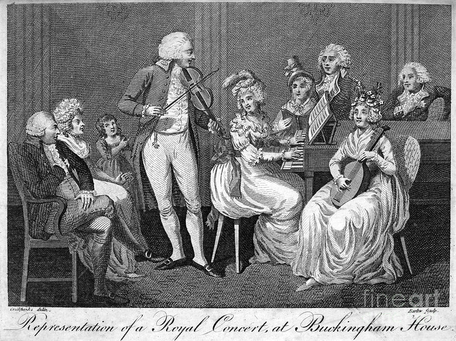 1793 Photograph - George IIi (1738-1820) by Granger