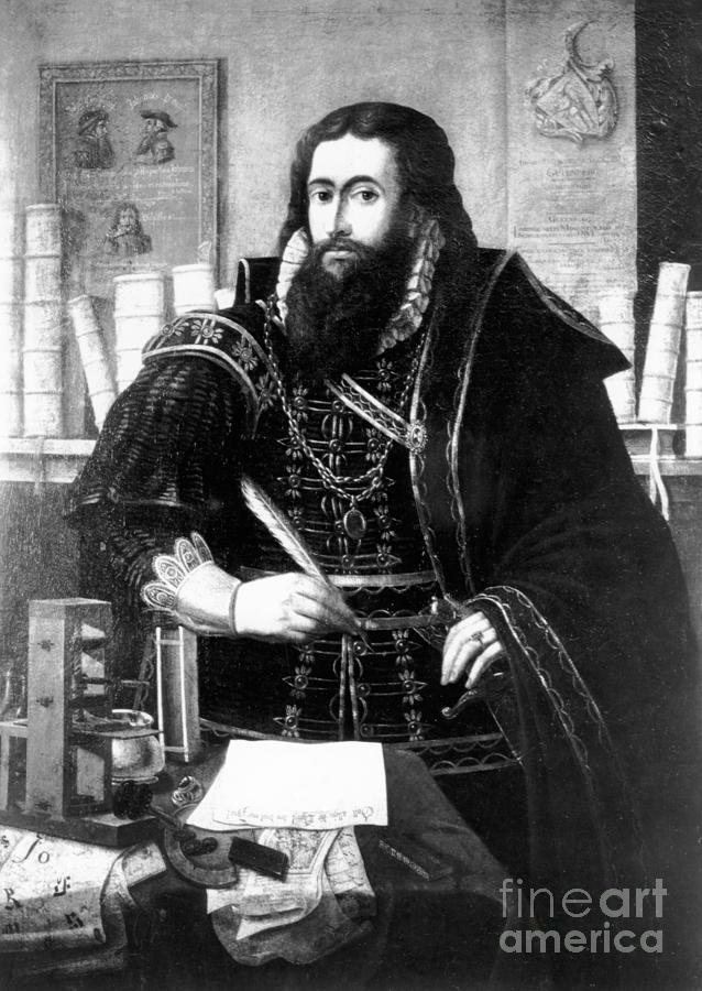Johannes Gutenberg, German Inventor Photograph by Photo ...