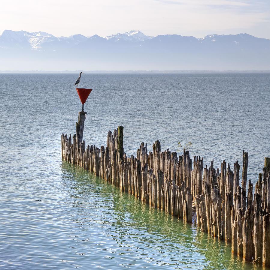 Lake Constance Photograph - Lake Constance by Joana Kruse