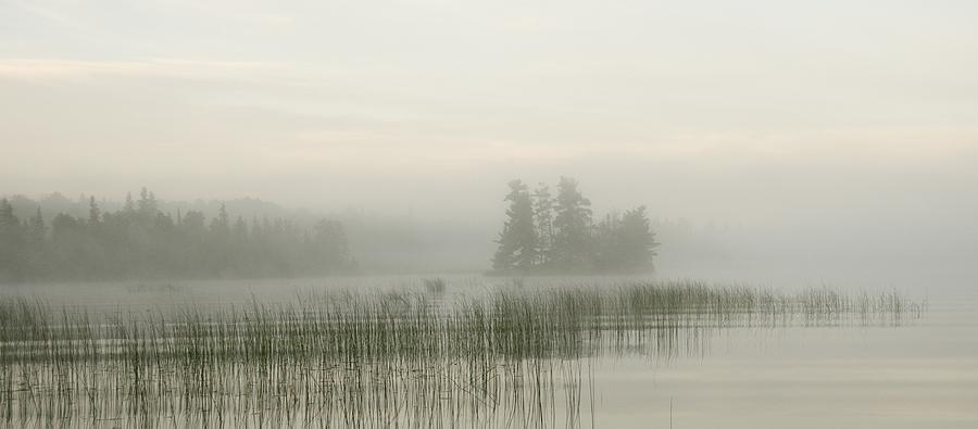 Calm Photograph - Lake Of The Woods, Ontario, Canada by Keith Levit