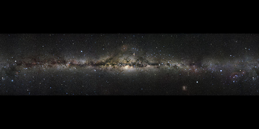 Astronomy Photograph - Milky Way by Eckhard Slawik