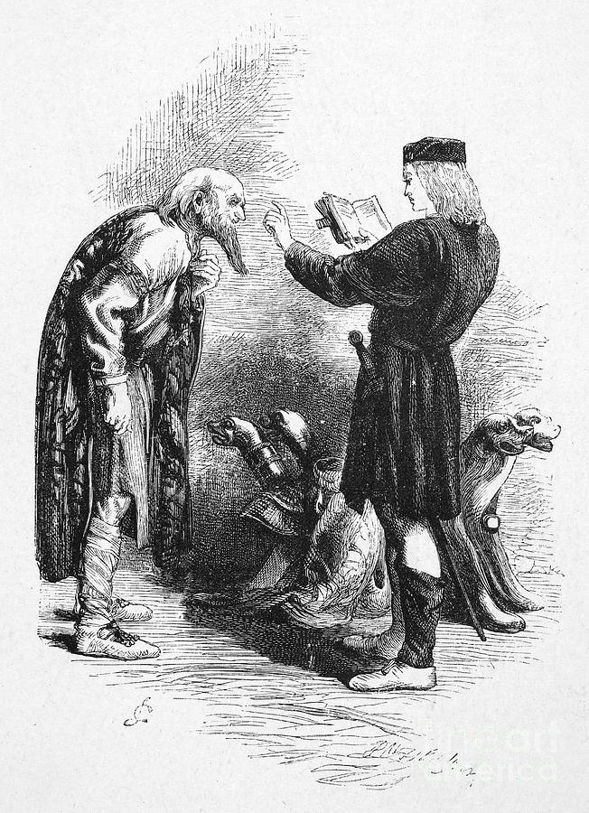 death in shakespeares hamlet The first death belongs to polonius, whom hamlet stabs through a wallhanging as the old man spies on hamlet and gertrude in the queen's private chamber claudius punishes hamlet for polonius' death by exiling him to england.