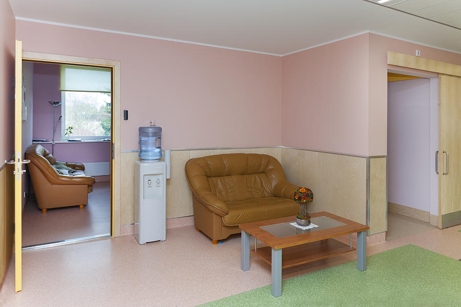 Empty Photograph - The Nursing Centre A Building In P�rnu by Jaak Nilson