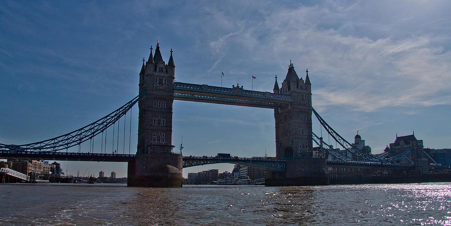 Tower Bridge Photograph - Tower Bridge by Dawn OConnor