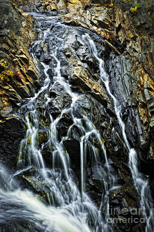 Waterfall Photograph - Waterfall by Elena Elisseeva
