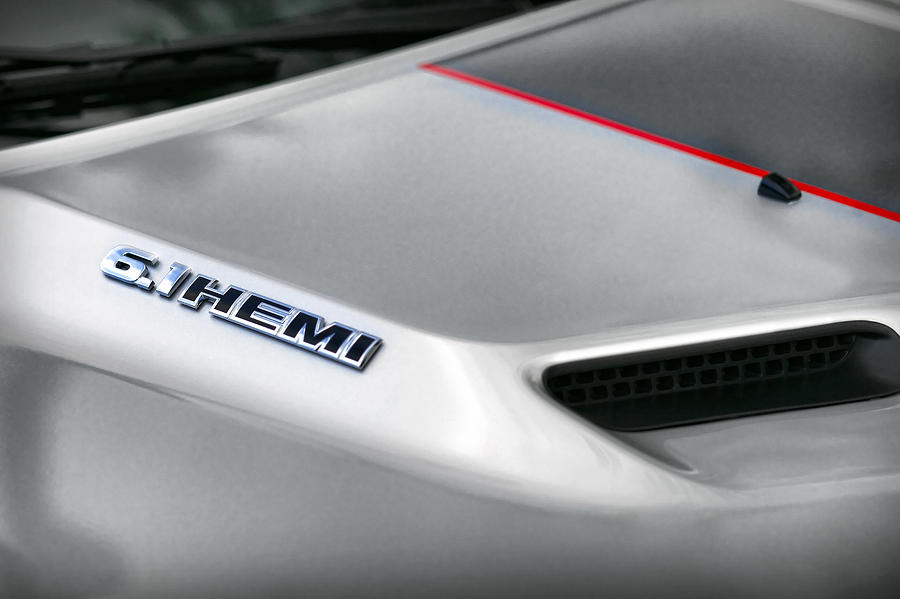 6 1 Hemi 2011 Dodge Challenger Srt8 Photograph By Gordon