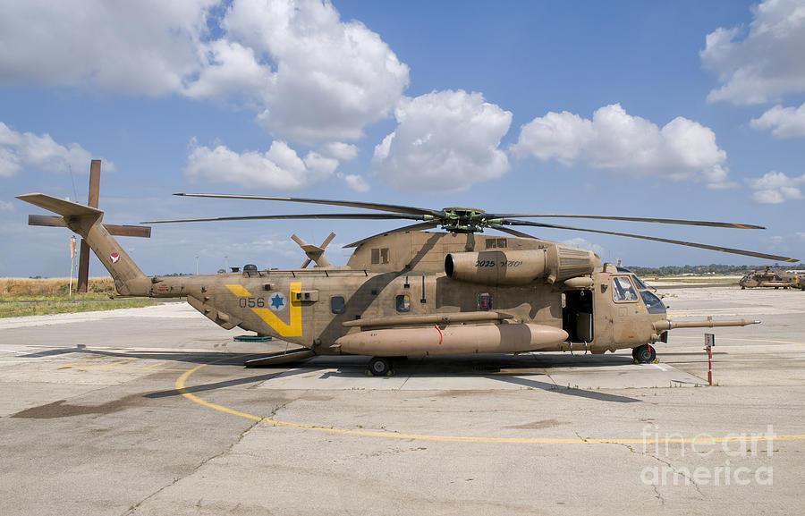 Resultado de imagen para CH-53 Yas'ur