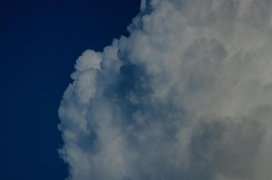 Cumulonimbus Photograph - Cumulonimbus Clouds by One Rude Dawg Orcutt