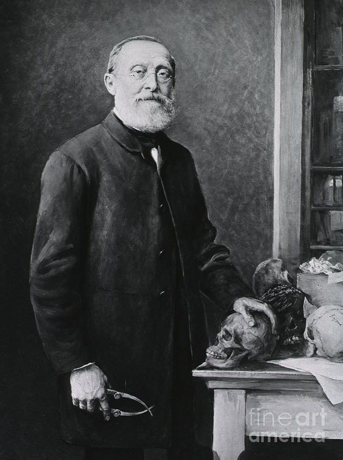 Science Photograph - Rudolph Virchow, German Polymath by Science Source