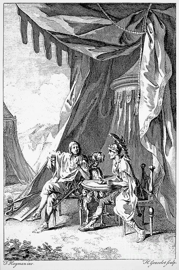 18th Century Photograph - Shakespeare: Julius Caesar by Granger