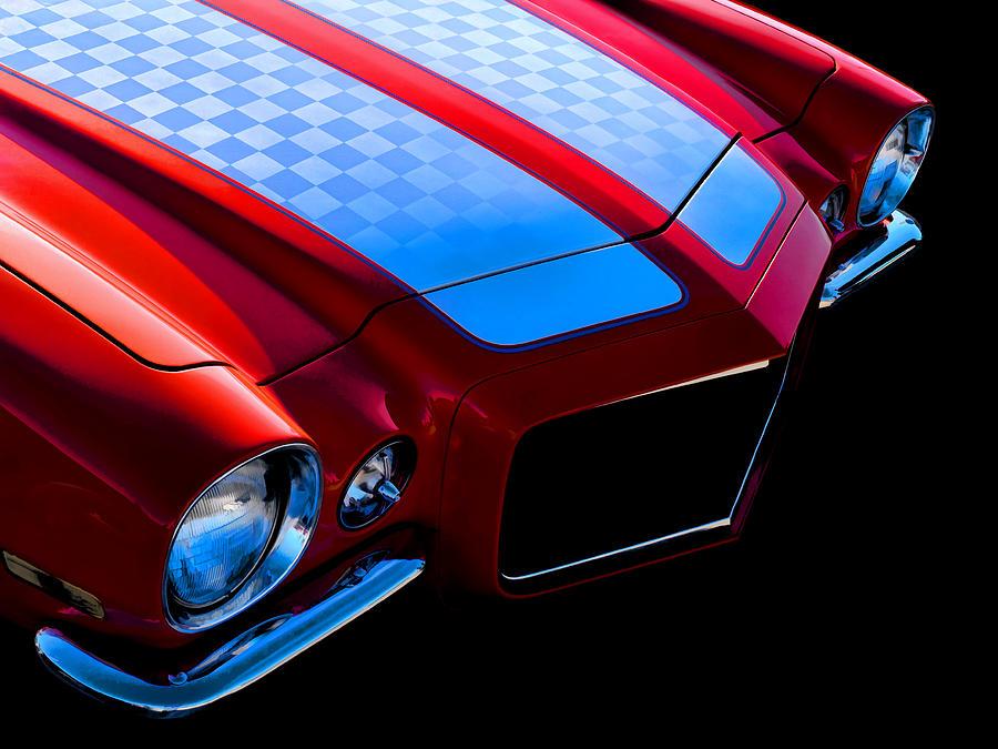 1971 Digital Art - 71 Camaro by Douglas Pittman