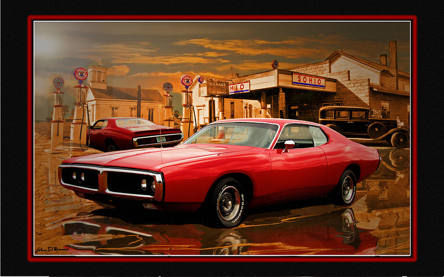 Dodge digital art by john breen 73 dodge digital art by john breen sciox Image collections