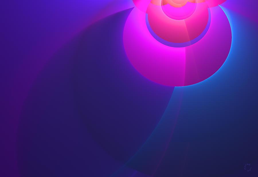 Design Digital Art - 731 by Lar Matre