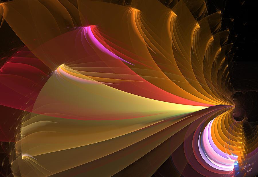 Design Digital Art - 749 by Lar Matre