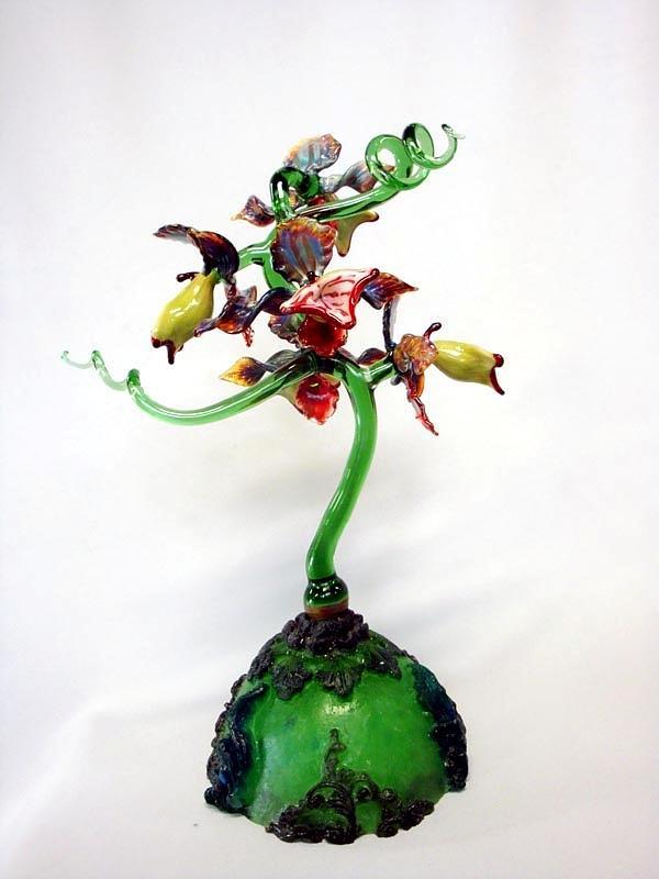 Glass Glass Art - Www.australianartglass.com by Laurie Young
