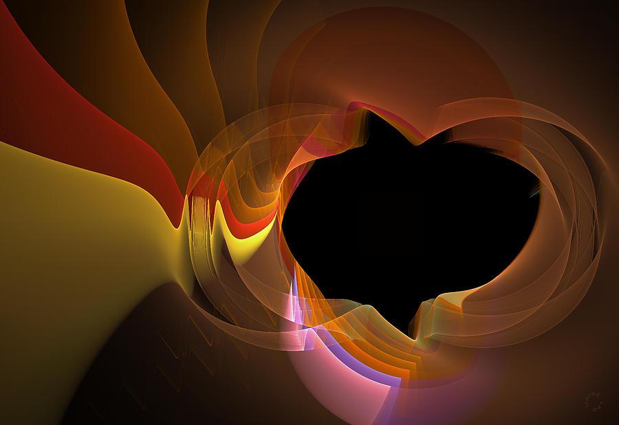 Design Digital Art - 752 by Lar Matre
