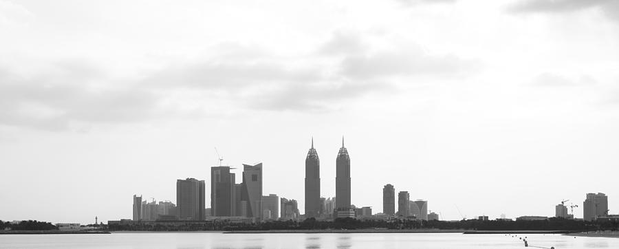 Cities Photograph - Dubai by Sladjana Lazarevic