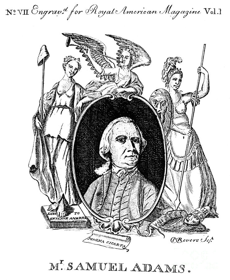 a biography of sam adams 1722 1803 The argument of this brisk biography is summed up by the subtitle: sam adams (1722-1803)—whom most americans know principally as that jolly guy on the beer bottles—was a major architect of.