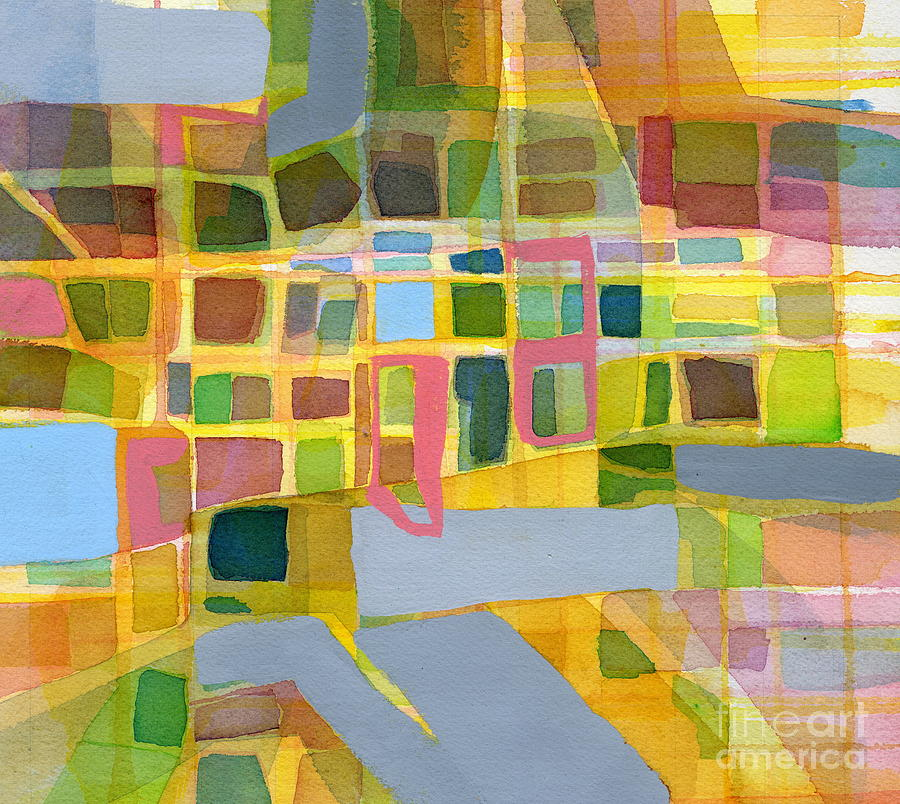 Landscape Mixed Media - Untitled by Jeffrey Hicks