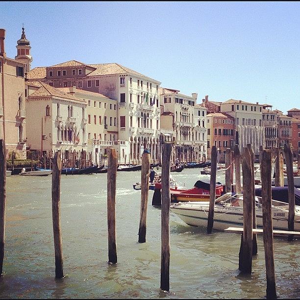 Venice Photograph - #venice #italy #webstagram by Irina Moskalev