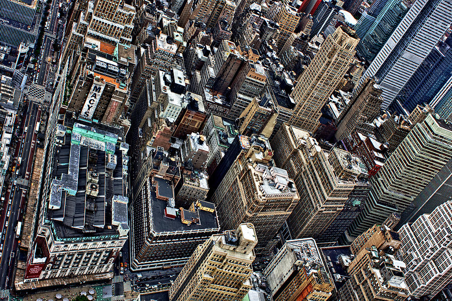New York Photograph - 86th Floor by Maico Presente