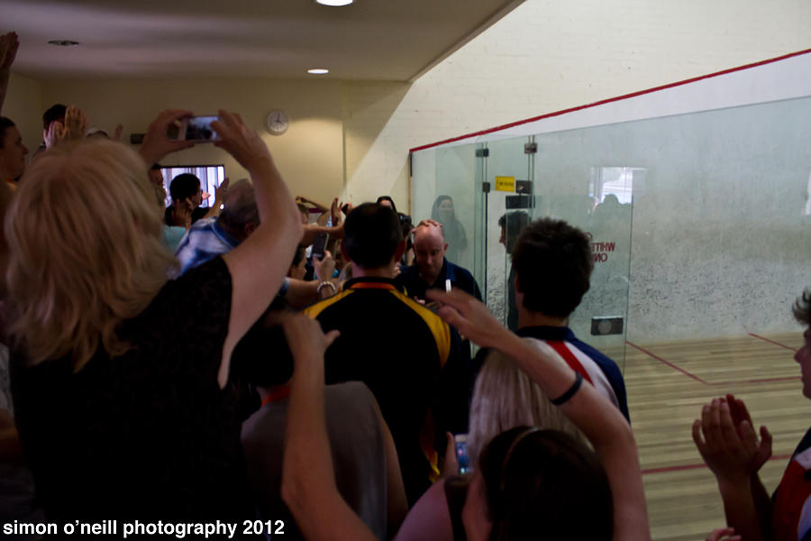 Deaf Photograph - Australian Deaf Games 2012 by Edan Chapman