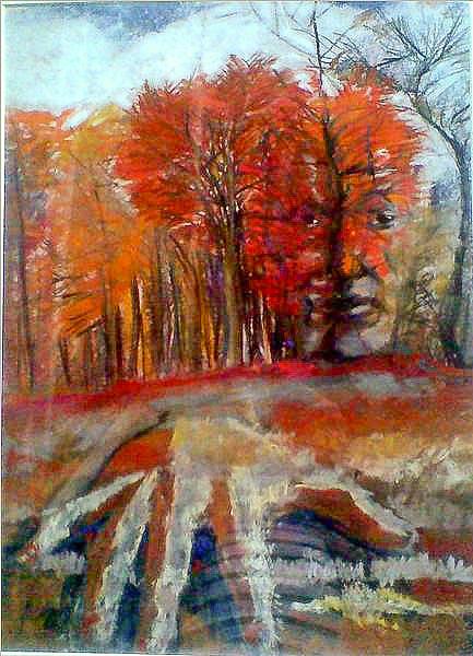 Fall Pastel by Vaidos Mihai
