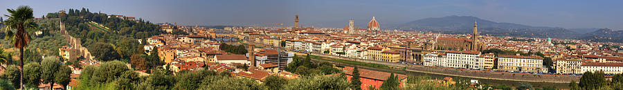Florence Photograph - Florence by Joana Kruse