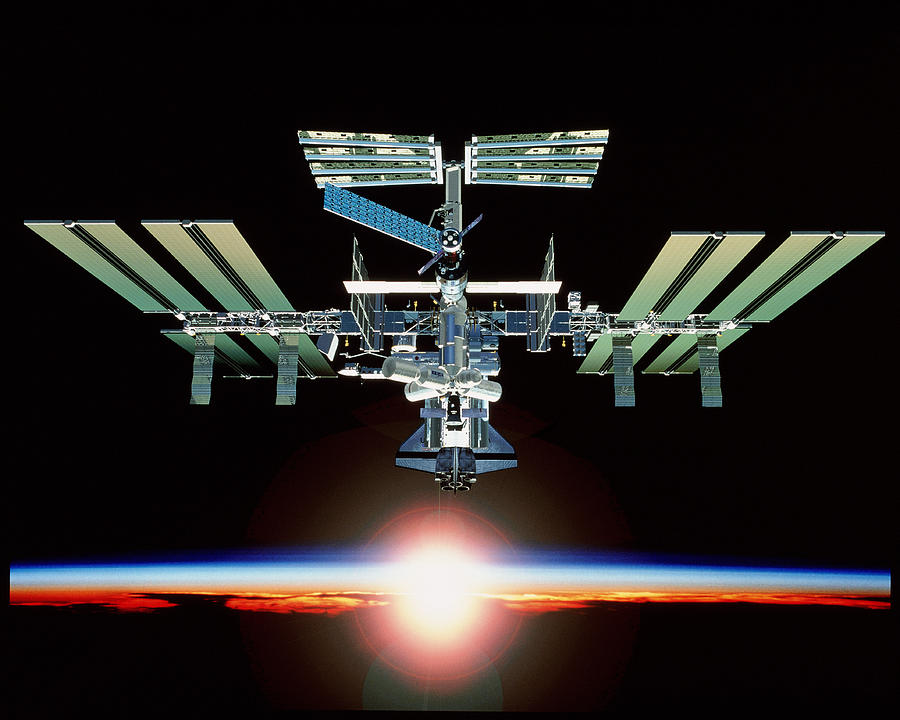 photograph from nasa international space station - photo #6