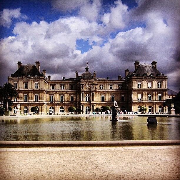 Beautiful Photograph - Paris by Luisa Azzolini
