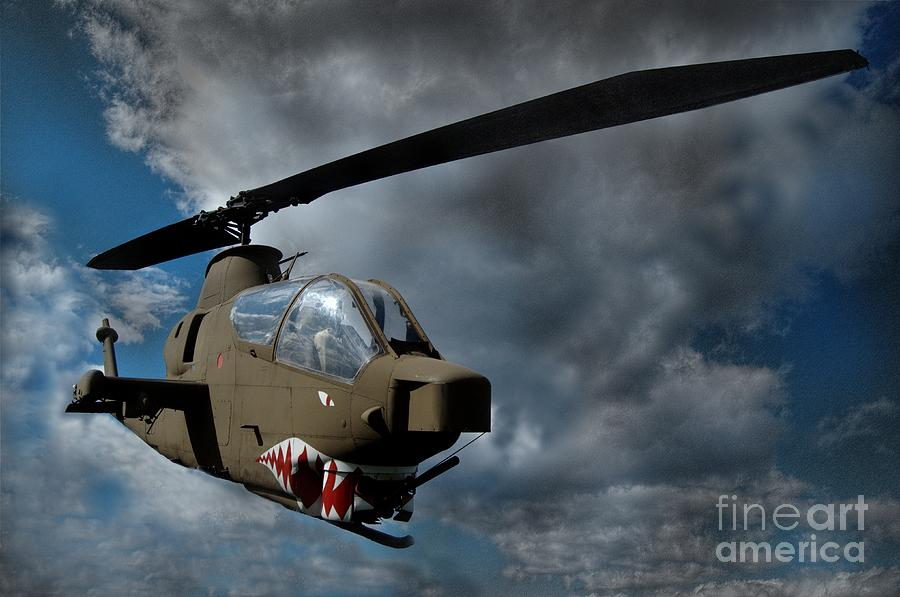 Chopper Photograph - 9 To 5 Bravo by The Stone Age
