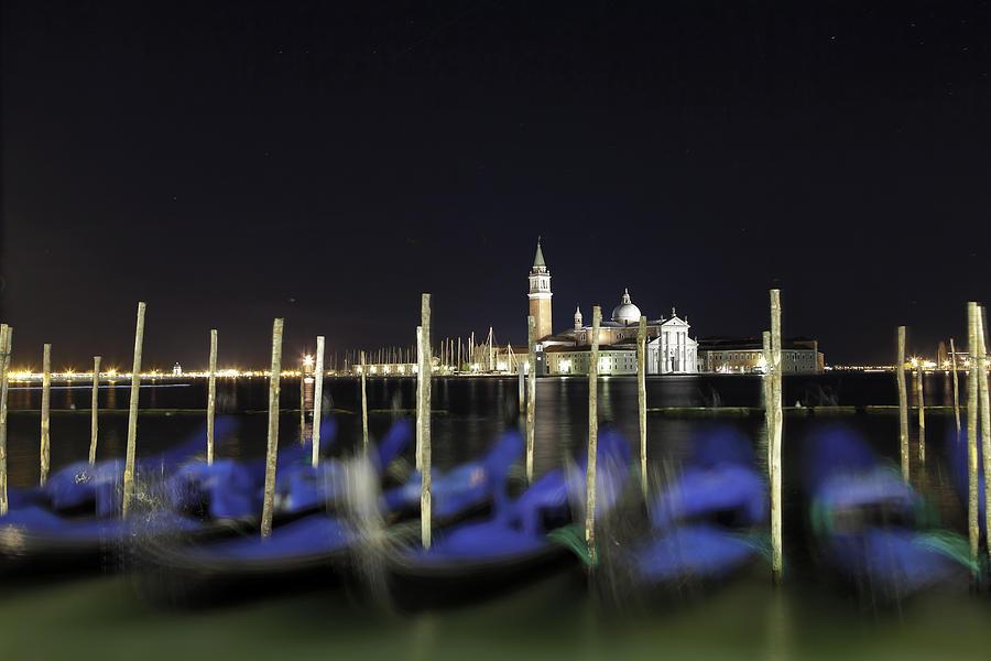 Gondolas Photograph - Venezia by Joana Kruse