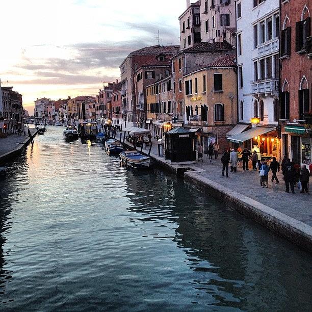 Venice Photograph - Venice Italy  by Irina Moskalev