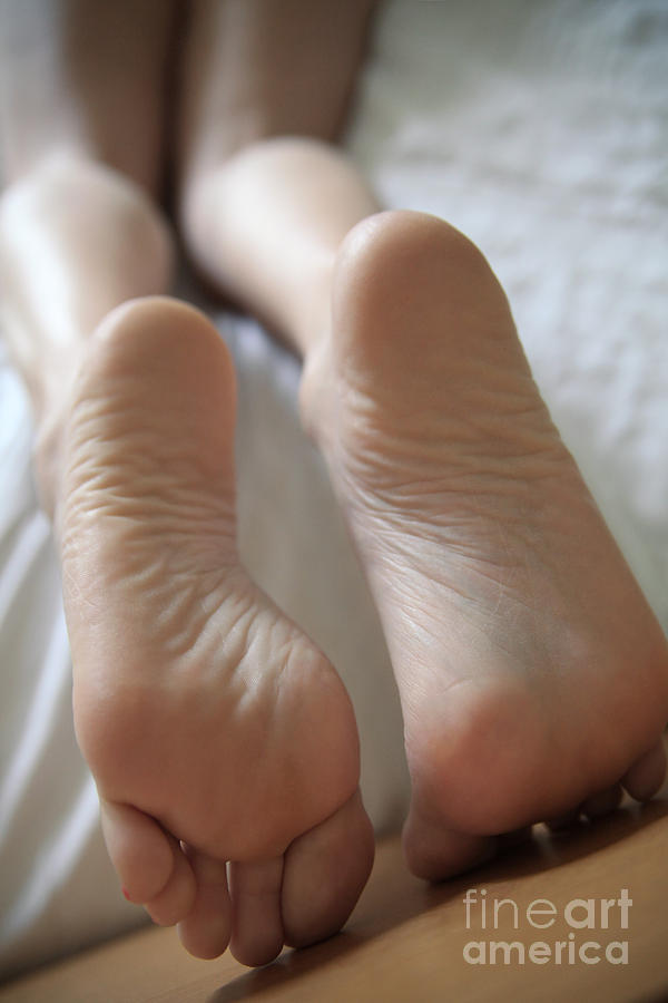 Soles Photograph - A Closer Look by Tos