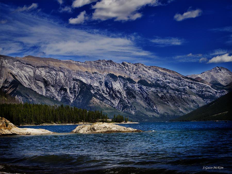 A Cool Mountain Dip Photograph