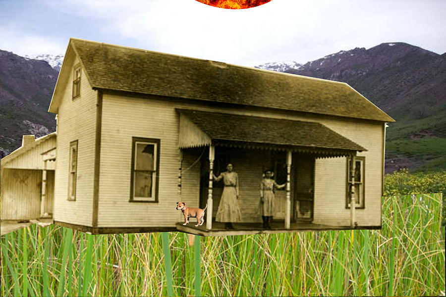 Surrealism Digital Art - A Day In The Country  by Welte A And T