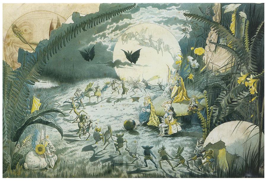 Fairy pics 100 tales