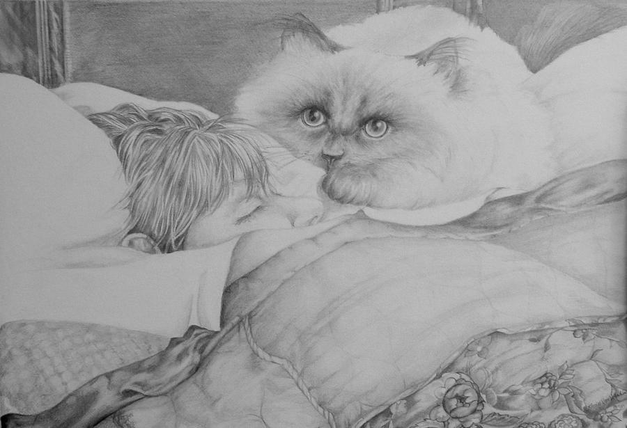 Суббота рисунок карандашом
