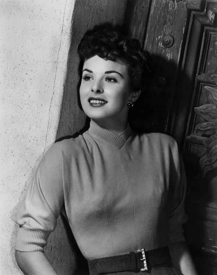 1955 Movies Photograph - A Man Called Peter, Jean Peters, 1955 by Everett