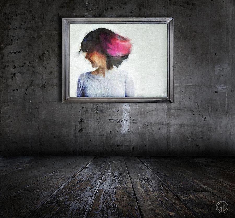 A Smile Can Brighten Up A Dark Room Digital Art By Gun Legler