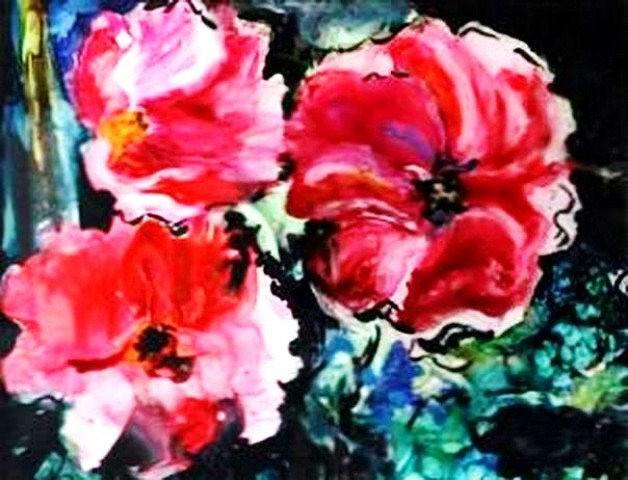 A Splash of Colour by Sue Nelson