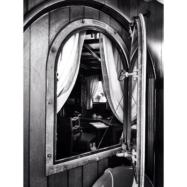 Blackandwhite Photograph - A View Inside the by Natasha Marco
