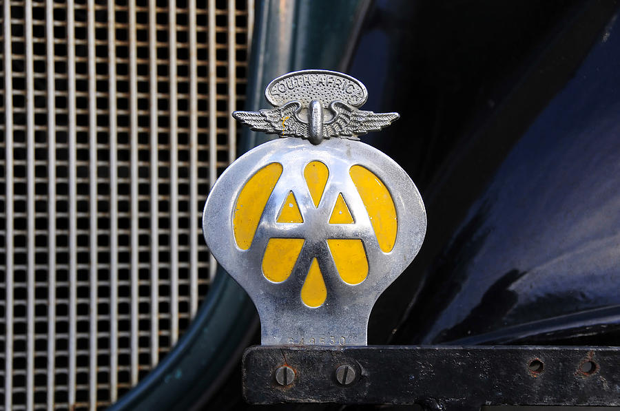 American Automobile Association Photograph - Aaa South Africa by David Lee Thompson