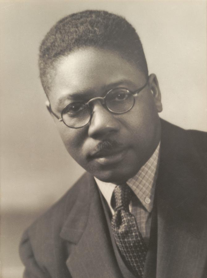 History Photograph - Aaron Douglas 1899-1979, African by Everett