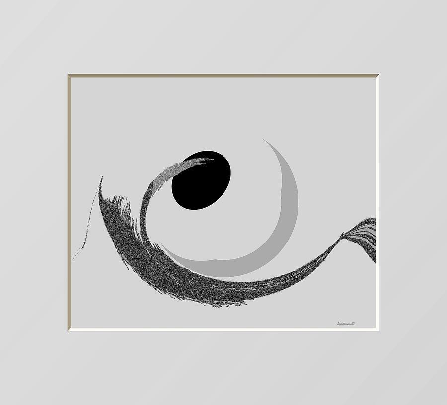 Decorative Digital Art - Ab-bb-b by Ines Garay-Colomba
