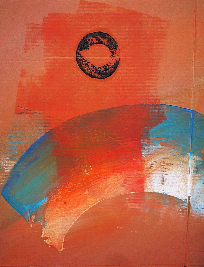 Australia Painting - Aboriginal Ocean by Charles Stuart