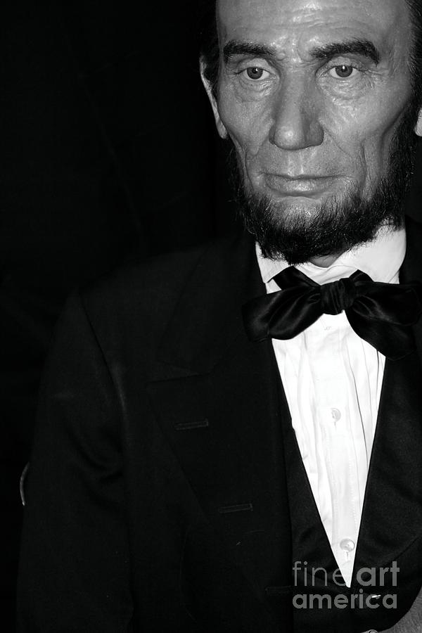 Abraham Lincoln Photograph - Abraham Lincoln by Sophie Vigneault