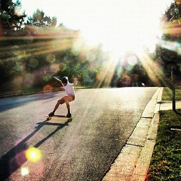 Amazing Photograph - Absolutely Amazing Picture By by Sweden Longboards