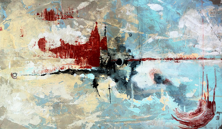 Painting Painting - Absolution by Mark M  Mellon